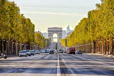 ¡Descubra los Campos Elíseos y el Arco del Triunfo en París! : El blog de New York Habitat