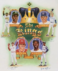 ''The Kings'' Of Baseball