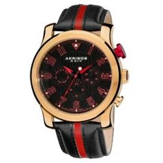 http://best-watches.chipst.com/black-red-akribos-xxiv-mens-stainless-steel-multifunction-sport-watch/ !! – Black/ Red Akribos XXIV Men's Stainless-Steel Multifunction Sport Watch This site will help you to collect more information before BUY Black/ Red Akribos XXIV Men's Stainless-Steel Multifunction Sport Watch – !!  Click Here For More Images Customer reviews is real reviews from customer who has bought this product. Read the real reviews, c
