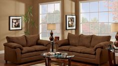 Sofa And Loveseat T And D Furniture Pearl MS