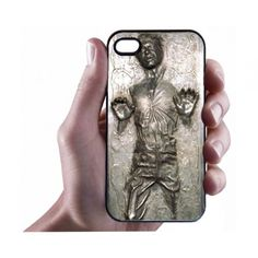 Han Solo Carbonite iPhone 4/4s Case