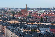 Стокгольм с высоты. Stockholm, Sweden, Paris Skyline, Travel, Beautiful, Voyage, Viajes, Traveling, Trips