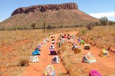 Beanie festival, Alice Springs,  Australia