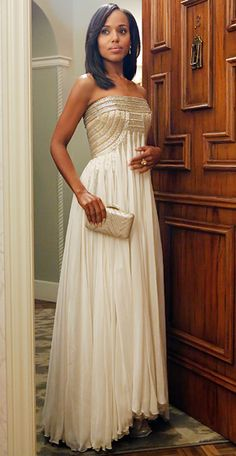 Scandal, Season 2, Episode 7 - Our Favorite Looks from 2013's Emmy Nominated Shows - Emmy Awards 2013 - Celebrity - InStyle
