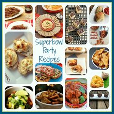 Superbowl Party Recipes 3