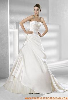 Dueto  Glamour  Vestido de Novia  La Sposa