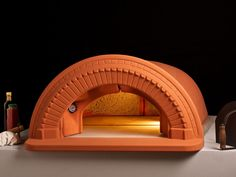 """Wood Fired Pizza Oven Forno """"Spazio 90"""", DIY Pizza Oven Kit, Indoor"""