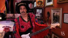 Video: Jimi Hendrix shrine open to all who love his music - Vincent Fodera, the owner of the Jimi Vancouver's Jimi Hendrix Shrine is trying to raise money to buy a proper head stone for Jimi Hendrix's grandmother.
