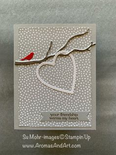 Snowy Day Warmth for Paper Players 425 - Aromas and Art