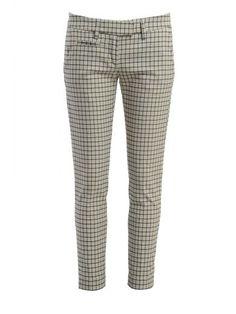 DONDUP Dond Up Cropped Fit Pant. #dondup #cloth #pants-shorts