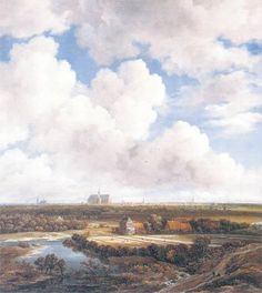 Great Works: View of Haarlem (with bleaching fields) (c1670) by Jacob van Ruisdael - Great Works - Art - The Independent