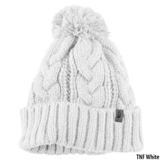 The North Face Womens Rigsby Pom-Pom Beanie - Gander Mountain. This hat is so soft...