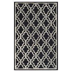 teppich modern, teppich design, teppich schwarz weiß, teppich ...