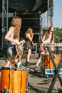 Find the best deal on Haim tickets by comparing tickets from all over the web: www.rukkus.com/haim-tickets?ref=pinterest