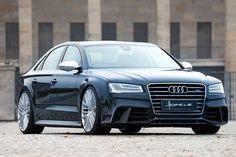 Umbau für Audi A8