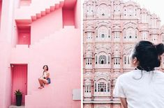 The millennial pink trend will never be over on Instagram.