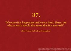 Quotes for the Potterheads #37