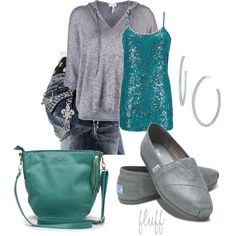 """weekend"" by fluffof5 on Polyvore"