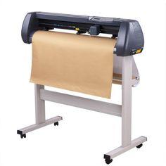 LCD Sticker Vinyl Cutter Cutting Plotter w/ Artcut & Stand Basic Software, Vinyl Cutter, Custom Stickers, Sticker Vinyl, Custom Design, At Least, Vinyl Crafts, Vinyl Projects, Advertising Industry