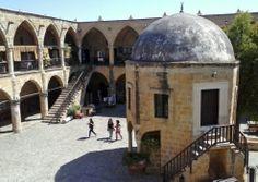 Buyuk Han, Lefkosa, North Cyprus