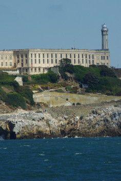 "Alcatraz Island, San Francisco. aka ""The Rock""! Very interest history on the prison tour."