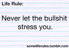 Some Life Rules (cute,gif,lol,lmao,lmfao,hilarious,teen,teens,love,quote,wisdom,relatable,laugh,hot,beautiful)