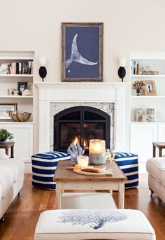 Looooovveee Coastal Living Room