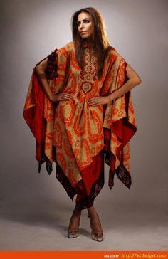 Western Styles of Kaftans by Shamaeel Ansari 2013-2014 (9)