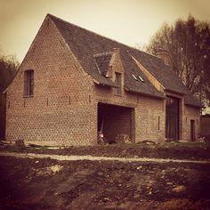 Landgoed Meenseweg – Ieper   Architectenbureau Dries Bonamie bvba