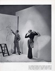 Jean Patou 1936 Eric, Cecil Beaton