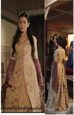 Magnificent Heritage - Ivory dress