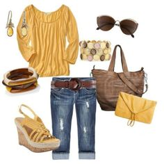 Women's Casual Spring Outfits | women-girl-casual-smart-wear-outfits-jeans-summer-spring-style-clothes ...