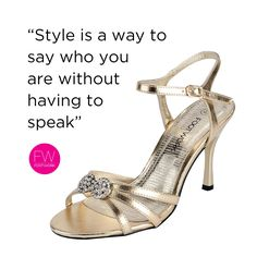It's Motto monday! ‪#‎monday‬ ‪#‎motto‬ ‪#‎inspiration‬ ‪#‎fashion‬ ‪#‎shoes‬ ‪#‎footwork‬  sorry we are a day late :)