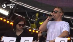 Listen to JACK U's (Skrillex and Diplo) Set From Ultra Music Festival