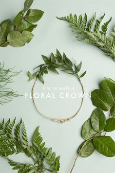Make the Midsummer floral crown | The House That Lars Built - Pinned by The Mystic's Emporium on Etsy