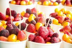 Salades de fruits : idée buffet de mariage