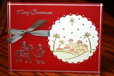 City of David - Christmas 2008 by NY2TX_Patti - Cards and Paper Crafts at Splitcoaststampers