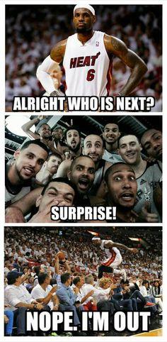 NBA MEMEs: HAHA - http://weheartlakers.com/nba-memes/nba-memes-haha-11