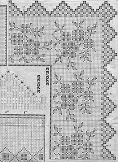 Kira scheme crochet: Scheme crochet no. 107