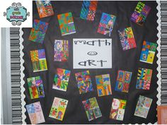 Rotations, Reflections, and Translations - Math Art!!