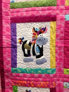 BABY GIRL QUILT..........PC