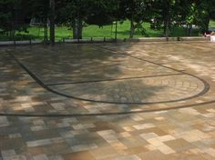 court pavers outdoor ideas backyard ideas basketball courts decor ideas back yard ideas design ideas ideas pictures