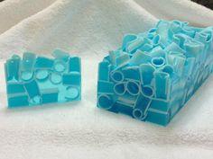 Light Blue for Women type Glycerin Soap