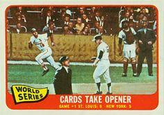 1964 World Series Game 1 - 1965 Topps