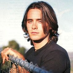 Rob Gilbert-  Jared Leto circa 1994-1995 fits the bill for Rob almost perfectly.  I hate to mash the character of Rob in with Jordan Catalano, though, because the older I get, the more I dislike the character.  Let me put it this way.  Rob is less selfish and much smarter. haha  That sounds mean and I'm sure my 15-year-old self would hate me for putting it that way.  And, as a nod to the rocker character his name is Rob (for Rob Halford) and Gilbert (for Paul Gilbert.  :D