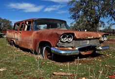 Plymouth wagon