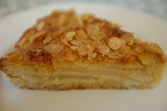 Recette sans gluten de gâteau poire et amande - gluten free pear and almond cake