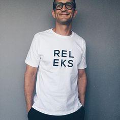 Jeremy De Tolly wears RELEKS.
