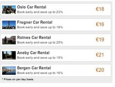 you can hire best cars in Oslo at best prices  here are the prices of few places from Oslo Airport  for more information please visit : www.carrentalosloairport.com Oslo Airport, Car Rental, Bergen, Car Ins, Places, Lugares, Mountains