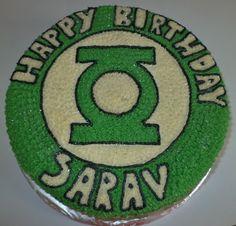 green lantern birthday cake more lantern birthday cupcakes ideas green ...